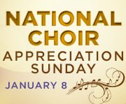 Ideas for Choir Appreciation Sunday/ Music Ministry Sunday (1/5)