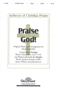Praise God! anthem cover