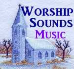 Click this image to go to  our Worship Sounds Music website.