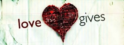 """We love, because He first loved us.""   I John 3:19"