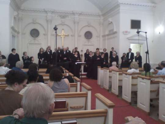 This photo of the Atlanta Choral Guild was taken at the concert described in this blog post.