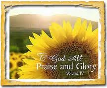 to God all praise and glory
