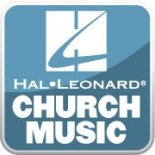 Hal  Leonard Church Music Logo