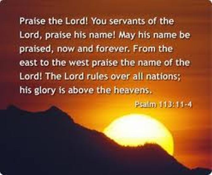praise the lord with - photo #22