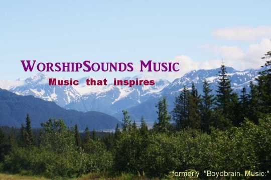 Click photo above to go to our WorshipSounds website
