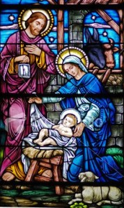 For unto us a Child is born...