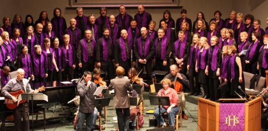 University Presbyterian Church Choir, Seattle, WA, directed by Dr. David Gardner