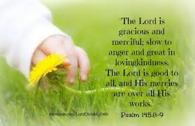 Ps. 145 the Lord is gracious